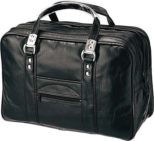 営業銀行バッグ 41cm型 渉外用かばんボストンブリーフケース