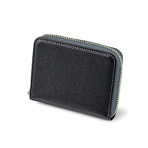 BAGGEX カギロイ ラウンドファスナーミニ財布